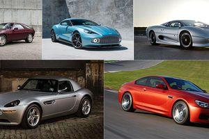 10 mẫu xe thể thao châu Âu được mong chờ hồi sinh