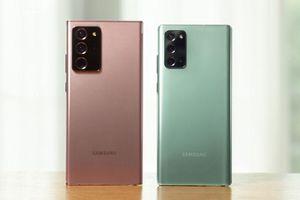 Bảng giá điện thoại Samsung tháng 11/2020: Thêm lựa chọn mới, giảm giá sốc