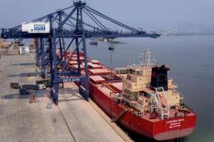 Hàng hóa qua cảng biển Quảng Ninh giữ nhịp tăng trưởng hai con số