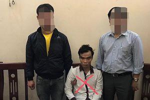 Nghệ An: Tóm gọn đối tượng vận chuyển 6 bánh heroin