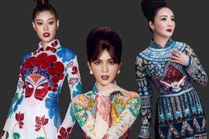 Hoa hậu Giáng My và Ngọc Trinh sẽ đọ sắc trong BST 'Minh Tinh' tại Tuần lễ Thời trang Quốc tế tại Việt Nam 2020