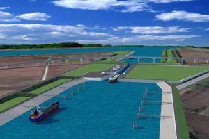 107 triệu USD xây dựng kênh đào nối Sông Đáy - Ninh Cơ với cửa Lạch Giang (Nam Định)