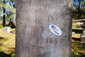 Gian lận bầu cử Mỹ: Bắt giữ 2 nghi phạm đứng sau 8.000 lá phiếu giả tại California