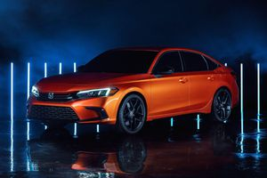 Mẫu xe sedan hạng C Honda Civic 2022 lộ diện phiên bản thử nghiệm