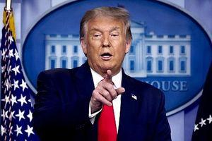 Ông Trump lại cắt chức cấp dưới
