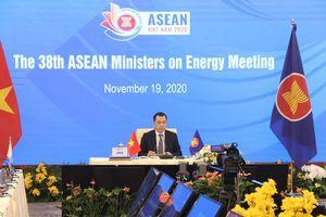 Chính thức khai mạc Hội nghị Bộ trưởng Năng lượng ASEAN lần thứ 38
