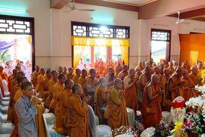 Phú Yên: Tưởng niệm chung thất HT.Thích Giác Thuận