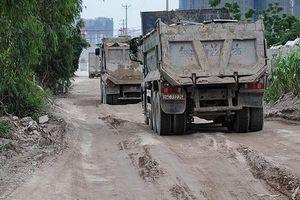 Phê duyệt chỉ giới đường đỏ tuyến đường vào cảng Khuyến Lương (quận Hoàng Mai)