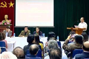 Nâng cao chất lượng sáng tác và quảng bá tác phẩm văn học, nghệ thuật Thủ đô