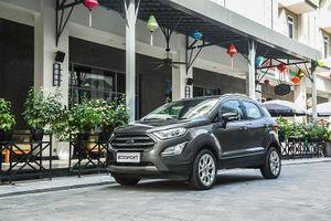 Ford EcoSport 2020: Linh hoạt và hấp dẫn hơn