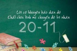 Ngập tràn lời chúc mừng ngày Nhà giáo Việt Nam trên mạng xã hội