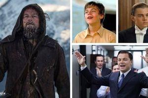 10 vai diễn xuất sắc nhất của Leonardo DiCaprio