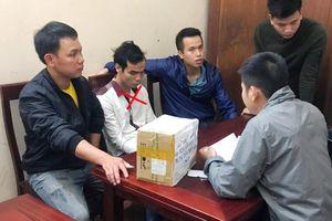 Người đàn ông bị bắt cùng 6 bánh heroin