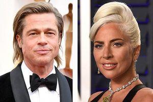 Lady Gaga đóng phim hành động cùng Brad Pitt