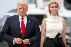 Ông Trump bị nghi trả hàng trăm nghìn USD cho con gái để tránh thuế