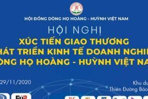 Xúc tiến giao thương và chung tay quyên góp ủng hộ miền Trung