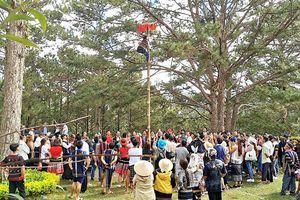 Các dân tộc bản địa Lâm Đồng cùng vui ngày hội 'Bản sắc Việt Nam'