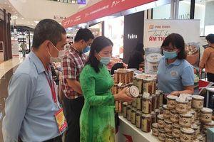 Khai mạc Hội chợ Xúc tiến nông nghiệp, sản phẩm OCOP Hà Nội 2020