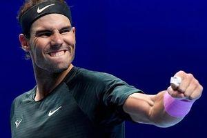 Nadal xuất sắc vào bán kết ATP Finals 2020, chờ chiến Medvedev