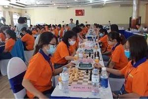 157 kỳ thủ dự Giải vô địch cờ vua, cờ tướng đấu thủ mạnh toàn quốc 2020