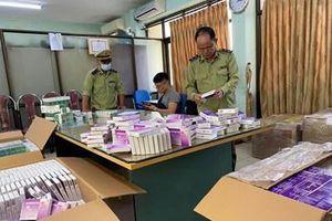 Hà Nội: Phát hiện cơ sở phân phối thuốc trôi nổi cho các hiệu thuốc ngoại tỉnh