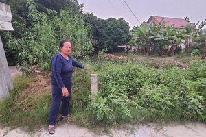 Hải Dương: Hàng xóm tố gia đình Bí thư huyện Thanh Hà lấn chiếm đất