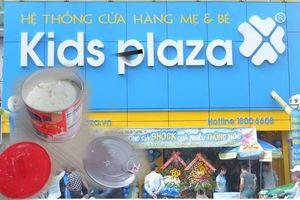 Sữa Enfagrow của Kids Plaza bị tố có 'vật thể lạ'?