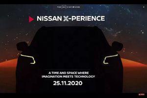 Nissan Terra 2021 thế hệ mới chốt ngày ra mắt