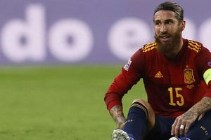 Real Madrid 'mất' thủ quân Ramos