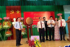 Phân hiệu Trường ĐH Nội vụ Hà Nội tại TP.HCM khai giảng năm học mới