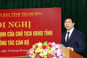Ông Trần Văn Thức giữ chức Giám đốc Sở GD&ĐT Thanh Hóa