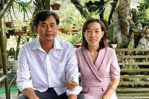 Vợ chồng giáo viên hiến tạng cứu người