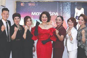 Chủ tịch HĐQT Công ty CP Thương mại mỹ phẩm DMC Nguyễn Thị Bích Liên và 'Mối lương duyên' với SG-2000