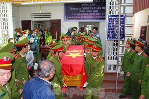 Vụ thượng úy công an Hà Nam bị đánh tử vong: Khởi tố, bắt giam 4 nghi phạm