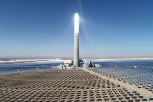 Học viện Khoa học Trung Quốc sản xuất methanol từ năng lượng mặt trời