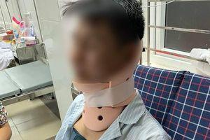 Người đàn ông bị đánh nhập viện sau va chạm giao thông ở Hà Nội