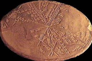 Bí ẩn bất ngờ từ tấm bản đồ thiên văn bằng đất sét hơn 5.000 năm tuổi