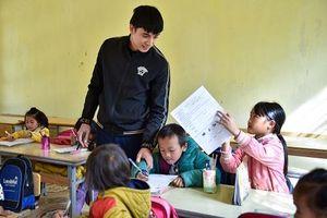 Ngôi trường đặc biệt chưa từng có giáo viên nữ ở miền núi Thanh Hóa