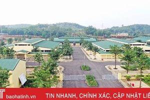 Ngắm chợ trung tâm hơn 122 tỷ đồng ở huyện miền núi Hà Tĩnh