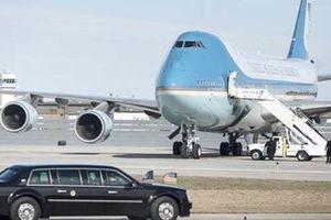 'Không lực I' và những vị Tổng thống Mỹ