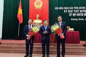 Bầu Chủ tịch Hội đồng nhân dân và Ủy ban nhân dân tỉnh Quảng Bình