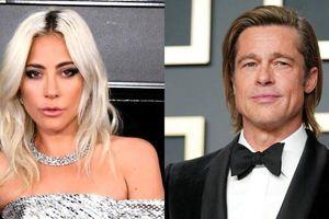 Lady Gaga đóng cùng Brad Pitt trong phim hành động