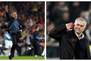 Mourinho không còn nhận là 'Người đặc biệt'