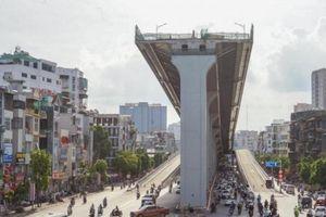 Khi nào Hà Nội nối thông đường Vành đai 2 trên cao đến Cầu Giấy?
