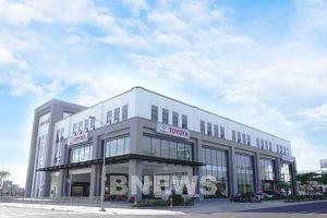 Toyota Việt Nam mở rộng hệ thống đại lý tại Phú Yên