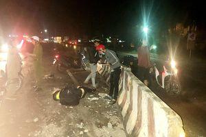 Đồng Nai: Cầu vượt Dầu Giây chây ỳ thi công, người dân liên tục thương vong do 'sập bẫy'
