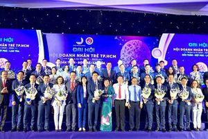 Doanh nhân Phạm Phú Trường nhậm chức Chủ tịch Hội Doanh nhân trẻ TPHCM