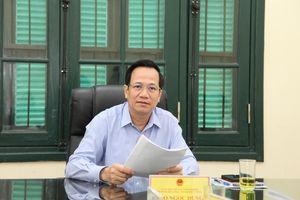 Bộ trưởng Đào Ngọc Dung trực tiếp giải đáp chính sách cho công dân