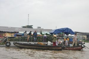 Đồng bằng sông Cửu Long: Quy hoạch mạng lưới chợ truyền thống