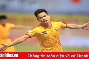 Hoàng Đình Tùng tiếp tục cống hiến cho đội bóng quê hương